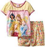 Disney Princess Little Girls'  Rainbow Princess