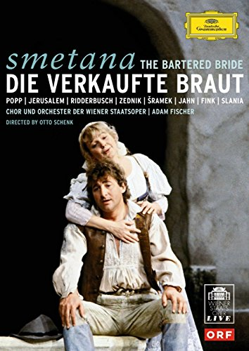 The Bartered Bride (Die verkaufte Braut): Wiener Staatsoper [DVD] [NTSC] [2007]