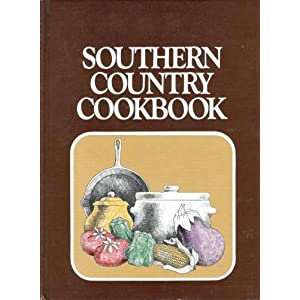 Southern Country Cookbook (Southern Living)