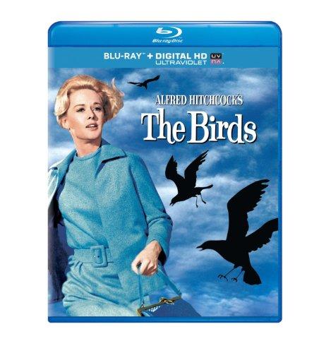 the birds blu ray digital hd with ultraviolet 025192085239. Black Bedroom Furniture Sets. Home Design Ideas