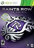 Saints Row: The Third - Xbox 360 Standard Edition