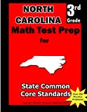 North Carolina 3rd Grade Math Test Prep: Common Core Learning Standards