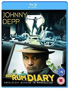The Rum Diary [Blu-ray]