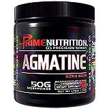 Prime Nutrition Agmatine Supplement, 50 Gram