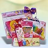 Disney Princess Ultimate Fun Birthday, Get Well Gift Baskets for Girls