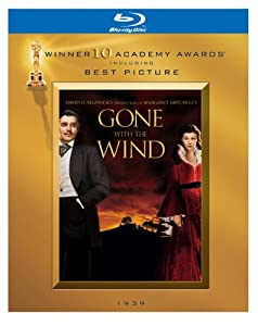 Gone With the Wind [Blu-ray] [Import]