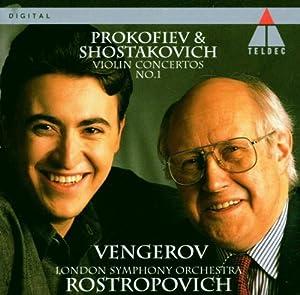 Prokofiev: Violin Concerto No. 1 / Shostakovich: Violin Concerto No. 1