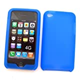Apple iPod Touch 5 (5th Generation) Silicone Skin Case, Blue