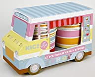 Meri Meri Ice Cream Van with Cups and…