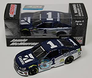 Lionel Racing CX16865CEMC Jamie McMurray # 1 Cessna Chevrolet SS ARC HO NASCAR Official Diecast Vehicle (1:64 Scale)