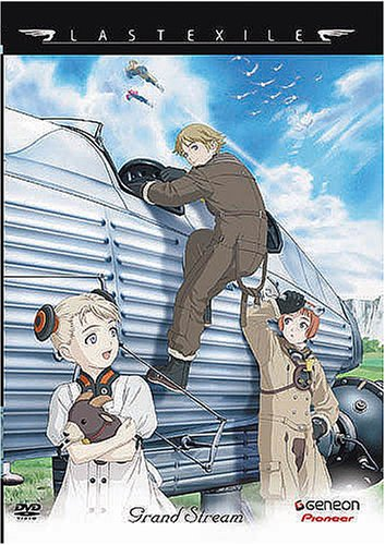 Last Exile 5: Grand Stream [DVD] [Region 1] [US Import] [NTSC]