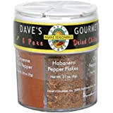 Dave's Gourmet 6 Pure Dried Chiles, 1.97 Ounce