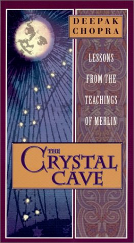 Deepak Chopra - The Crystal Cave - Lessons From the Teachings of Merlin [VHS]