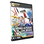Learning AutoCAD Civil 3D – Training DVD – Video