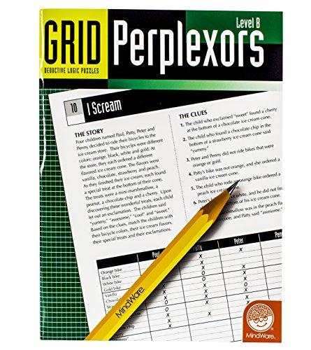 MindWare Grid Perplexors: Level B