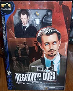 RESERVOIR DOGS MR. PINK 12'' ACTION FIGURES: SERIES TWO