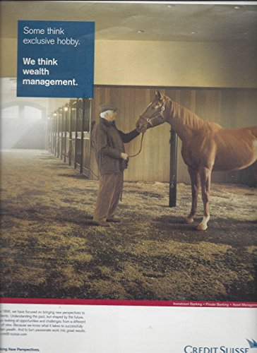 print-ad-for-2006-credit-suisse-bank-horse-stable-scene