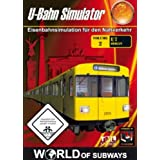 "U-Bahn Simulator - Volume 2: U7 Berlin (World of Subways)von ""Aerosoft"""