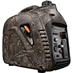 Westinghouse iGen2200 Super Quiet Portable Inverter Generator - TrueTimber Kanati Camouflage - 1800 Rated Watts and 2200 Peak Watts - Gas Powered - CARB Compliant