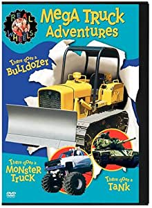 Real Wheels - Mega Truck Adventures