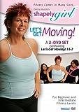 Shapelygirl: Let's Get Moving 2 DVD Set