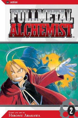 Fullmetal Alchemist 2 (Fullmetal Alchemist)Hiromu Arakawa