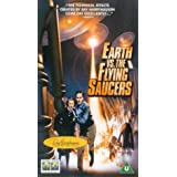 Earth vs The Flying Saucers [VHS] [UK Import]