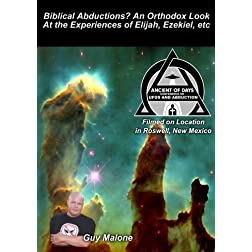 Biblical Abductions? An Orthodox Look at the Experiences of Elijah, Ezekiel, etc