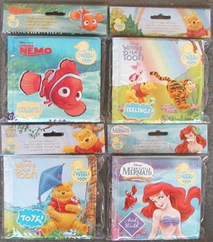 Disney Baby Bath Books (set of 4) - 1