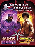 echange, troc Kung Fu Theater: Shaolin Dolemite & Black Samurai [Import USA Zone 1]