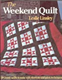 The Weekend Quilt (0312071167) by Linsley, Leslie