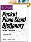 Hal Leonard Pocket Piano Chord Dictio...