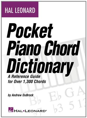 Piano Chords Dictionary Pdf