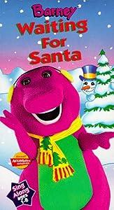 Barney: Waiting for Santa [VHS]