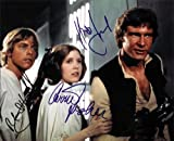 Star Wars Cast Signed Autographed 8 X 10 Reprint Photo #8 - Mint Condition