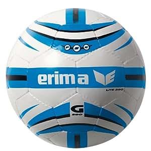 ERIMA Lite 290 Mini ballon de football Enfant Blanc/Bleu 4