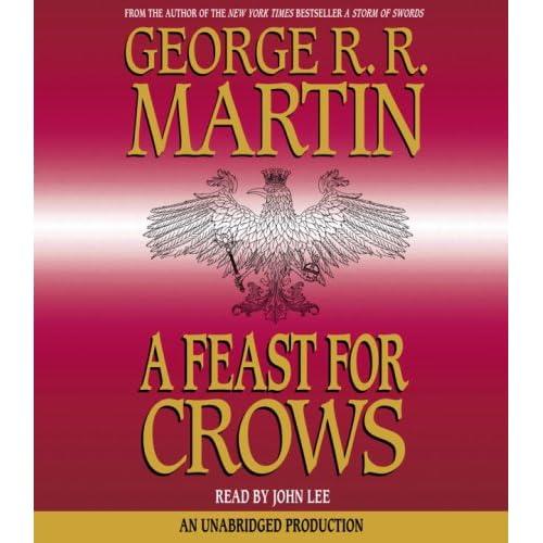(Английский) George R. R. Martin / Джордж Мартин - A Song of Ice and Fire / Песнь Льда и Пламени (1-4 тома) [unabridged] [Lee, John, 2005]