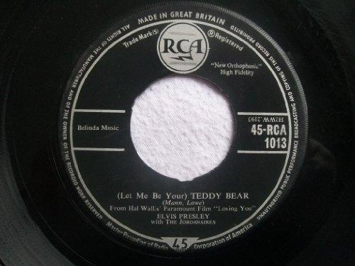 ELVIS PRESLEY (Let Me Be Your) Teddy Bear / Loving