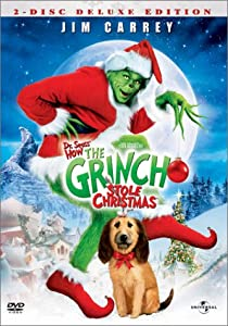 Dr Seuss How The Grinch Stole Christmas Deluxe Edition by Universal Studios