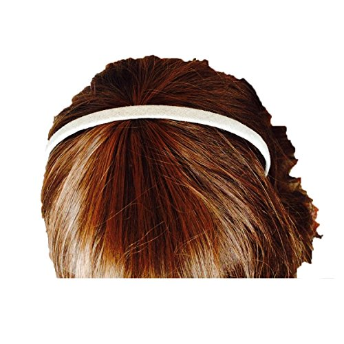 Le Scion Hair Accessory Headband Natural Linen