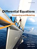 img - for Differential Equations: Computing and Modeling (5th Edition) (Edwards/Penney/Calvis Differential Equations) book / textbook / text book