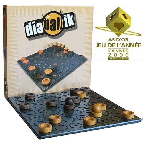 Diaballik – Strategie mit Mannschaftssportcharakter
