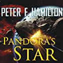 Pandora's Star Audiobook by Peter F. Hamilton Narrated by John Lee