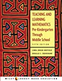 Teaching and learning mathematics :  pre-kindergarter through middle school /