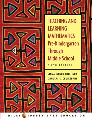 Teaching and Learning Mathematics: Pre-Kindergarten...