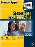 Steuer-Spar-Erklärung 2004