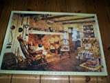 JR PUZZLES - 2000 PIECE JIGSAW PUZZLE - COUNTRY COTTAGE IV BY DAVID ELLIOTT