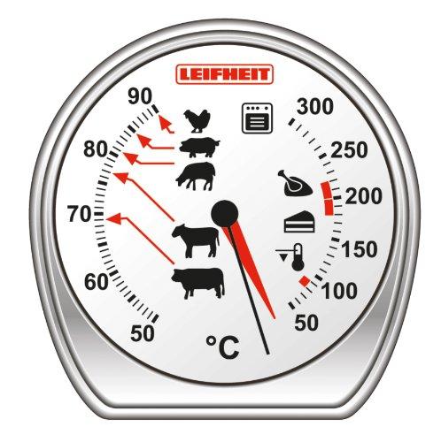 Leifheit 3096 Termometro da forno e cucina