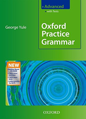 Oxford Practice Grammar Advanced: Practice-Boost CD-ROM Pack With Key: With Key Practice-boost CD-ROM Pack Advanced level