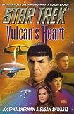 Vulcan's Heart (Star Trek) (0671015443) by Josepha Sherman
